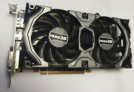 Inno3D GeForce GTX 970 OC 4096MB GDDR5 PCI-Express Graphics Card