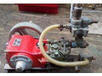 pressure washer pump High Pressure Plunger Pump Speck-Triplex-Pumpen