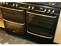Newhome Gas Oven and Fan
