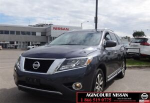 2013 Nissan Pathfinder SL|Leather|Camera|Heated Seats|