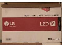 """BRAND NEW LG 32"""" LED TV CAN DELIVER"""