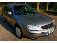 Ford Mondeo 1.8 petrol 93k miles 4 new tires