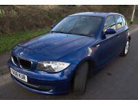 BMW 1 series, 1.6 SE, 5dr - FSH, 2 owners, MOT to Nov18, recent major service