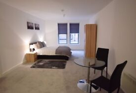 🏠 Fully Furnished Studio Apartments to Rent in Edwinstowe 🏠