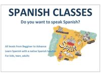 Spanish Tutor - Leeds - Native Teacher - Private Lessons - Small Groups