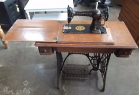 Various Singer Sewing Machines & Others