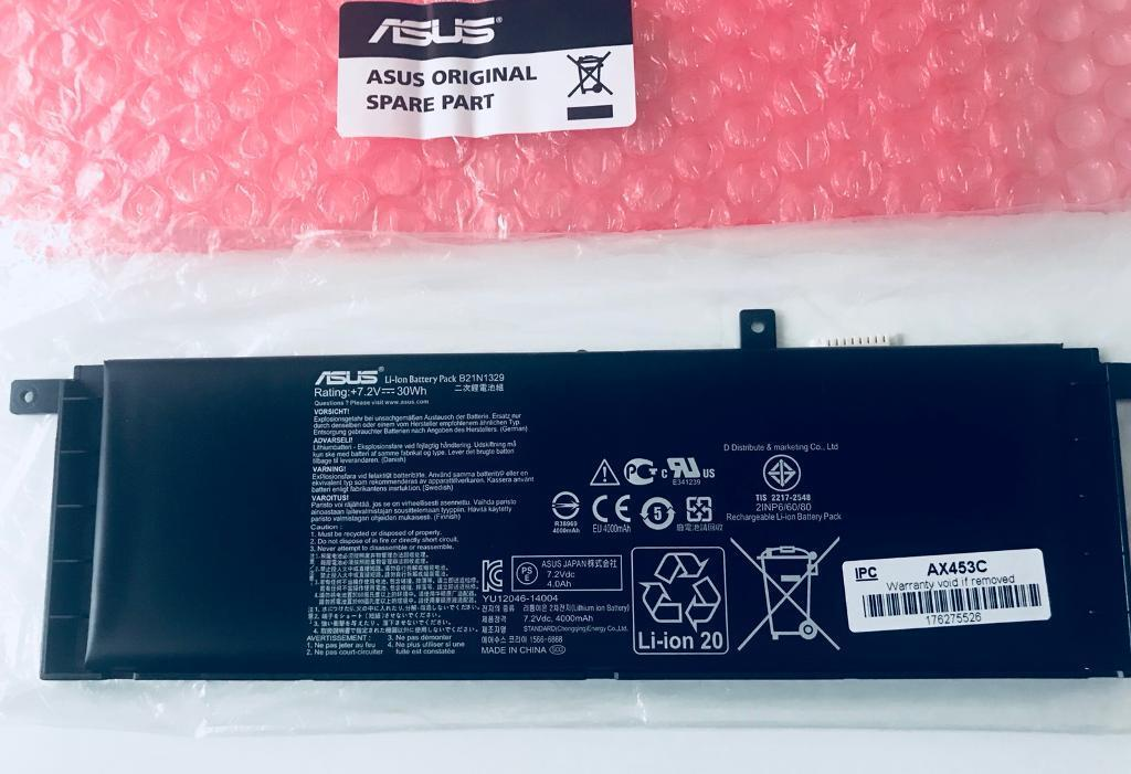 Battery Li-Polymer 30Wh original for ASUS