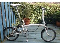Brompton S2L 2015 for sale
