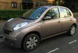 Nissan Micra 2006 1.2 automatic 12 months MOT Low milage
