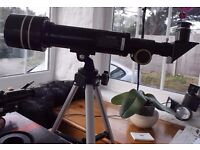 telescopes to clear SOLD
