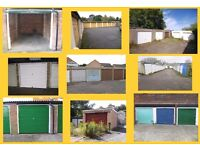 WANTED - Lock-up Garage to Buy or Let