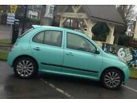 Limited edition Nissan micra