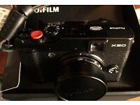 for sale fuji x20 camera,