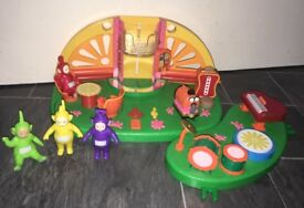 Teletubbies Playset with Figures