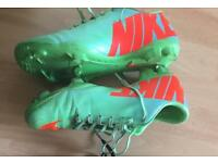 Size 7 football boots