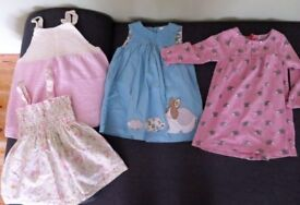 Baby girl / toddler clothes bundle 12-18 months