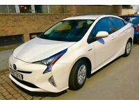 2018 Toyota Prius at £159 a week - Uber Ready - PCO Car Hire