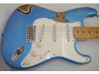 Squier Stratocaster Japanese Electric Guitar