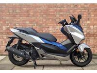 Honda Forza 125cc (17 Reg) Keyless! Excellent condition!