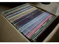 "75 VINYL ALBUMS & 12""S FOR DJ SAMPLES/LOOPS OR EVEN LISTENING TO...."