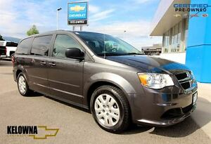 2016 Dodge Grand Caravan SXT Alloys Stow N Go Automatic