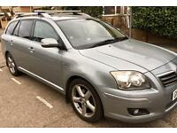 TOYOTA AVENSIS 2008 2.2D-CAT TOP OF THE RANGE MINT !!!