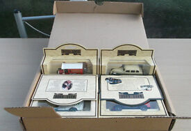 Set of Die Cast Vehicles x 6.