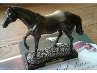 Sport of Kings Series, Red Rum, and Desert Orchid Figurines