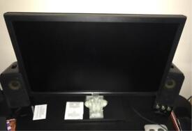 "3 Dell Ultrasharp Monitors 23"""