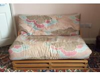 Double Futon Bed/Settee