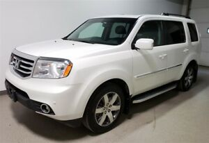2013 Honda Pilot Touring | Htd Leather | Navi|Camera | Pwr Tailg