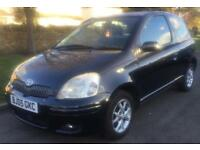 Toyota Yaris Colour Collection VVT-I 3dr (black) 2005