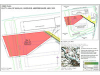 Plots for sale at Harlaw Heights - Inverurie