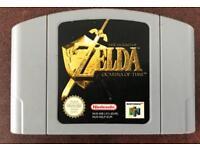 Nintendo N 64 Game Zelda