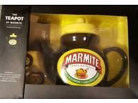 Marmite teapot