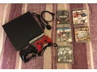 PS3 Slim Bundle (160gb)