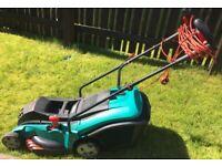 Bosch Rotak 43 Ergoflex lawnmower for sale