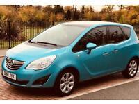 Vauxhall Meriva 2011 1.4i 16v turbo