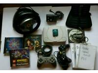 Sony PS1 Slimline full setup Inc Games and Access!!