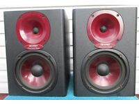 Soundcraft Spirit Absolute Zero speakers