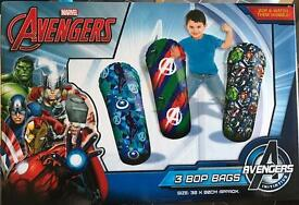 Avengers Bop bags