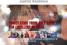 FREE 3 HOUR PRE WEDDING PHOTOSHOOT FOR COUPLES/CINEMATIC 4K VIDEO AT EXCELLENT PRICE