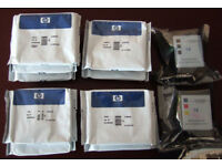 HP14 New Printheads and ink cartridges
