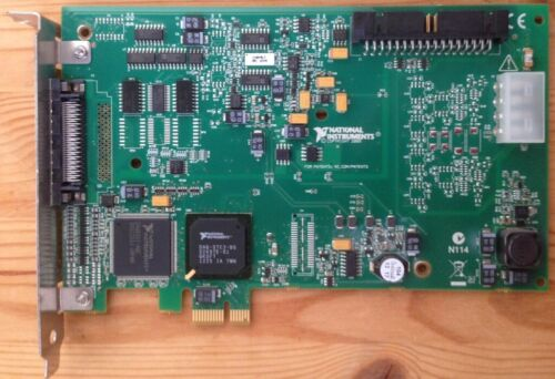 National Instruments NI PCIe-6320 Multifunction I/O Device