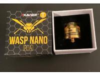 Wasp nano single coil rda