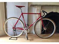 Fondriest Steel Track - 55cm - Fixed Gear - NJS parts - Bike - Bicycle - fixie