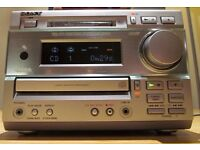 SONY AMPLIFIER CD PLAYER TUNER