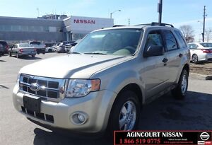 2011 Ford Escape XLT |Leather| Heated Seats|