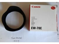 Canon Lens Hood - EW-78E