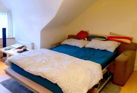 COMFORTABLE, LARGE STUDIO FLAT IN ACTON AVAILABLE NOW FOR £925 PER MONTH WITH UTILITIES INCLUDED!